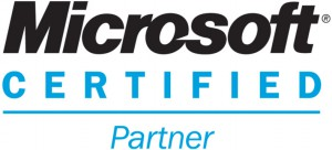 Mircosoft Certified Partner